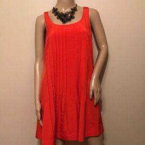 NWOT Ralph Lauren pleated dress
